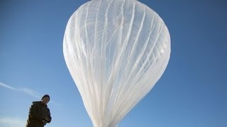 Gambar cover Google's Loon Project