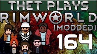 Thet Plays Rimworld 1.0 Part 164: Domestic Trade [Modded]