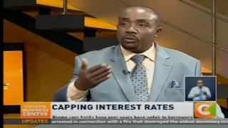 Business Centre: Capping interest rates