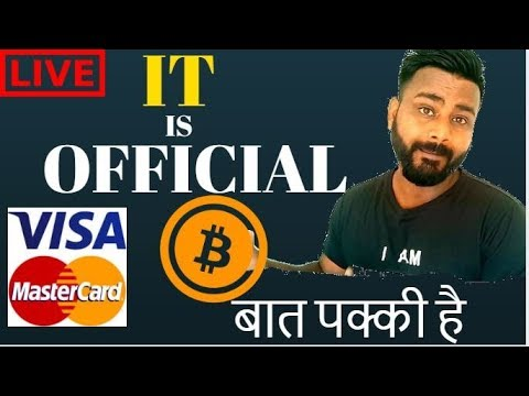 WORLD's BIGGEST PAYMENT  PROVIDER VISA IN CRYPTO BUT WHY??