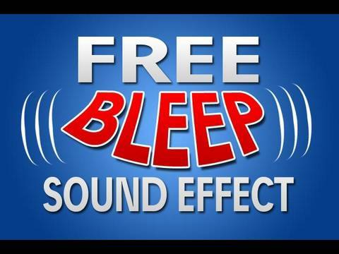 "FREE ""Censor Beep"" Sound Effect"