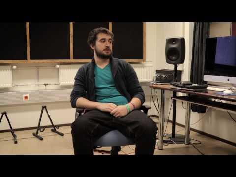 TAMK Student Story,  Music Production (Canada, English)