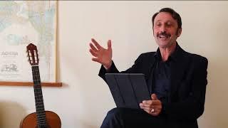 Χρόνια Πολλά με Έλληνες Ποιητές | Ο Ρένος Χαραλαμπίδης διαβάζει Γεώργιο Σουρή
