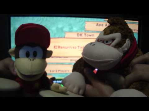 Donkey Konga: DK & Diddy Hungarian Dance No. 5 in G Minor HD