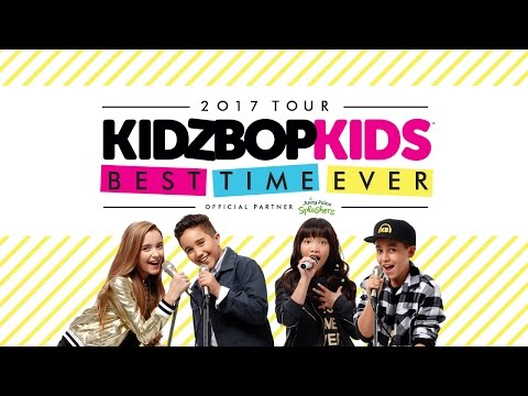 KIDZ BOP's 'Best Time Ever' Tour
