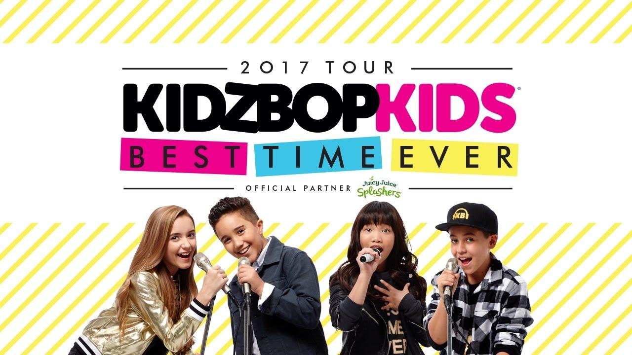 kidz bop best time ever