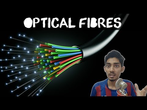 [Hindi] Optical Fibres Explained!