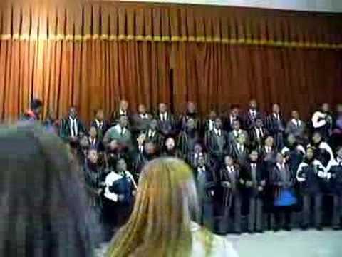 Louis Botha HS Choir