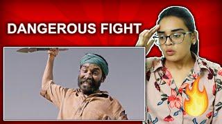 Asuran Movie interval Scene REACTION | Dhanush | | Neha M.