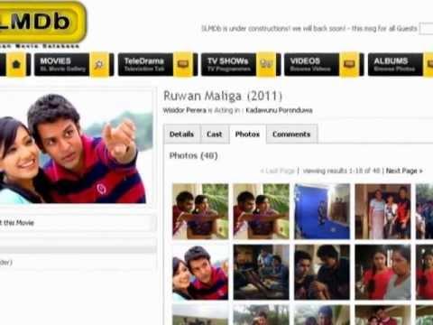 SLMDb.com - Sri Lankan Movie Database!