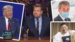 Tales of Ex-Presidents and Billionaires - Corden Catch-Up