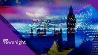 Brexit: Are we ready for the next six months? DISCUSSION - BBC Newsnight thumbnail