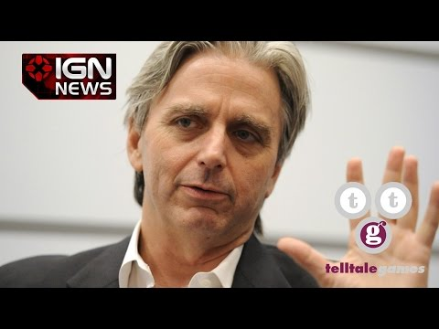 John Riccitiello Joins Telltale Games' Board of Directors - IGN News