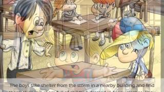 Time Travel Storm Book Trailer