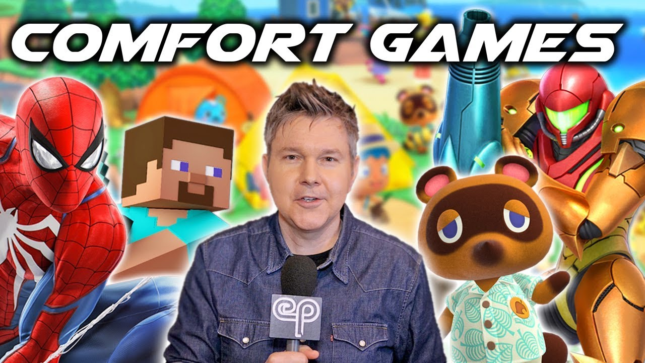 First Five Comfort Games! – Electric Playground