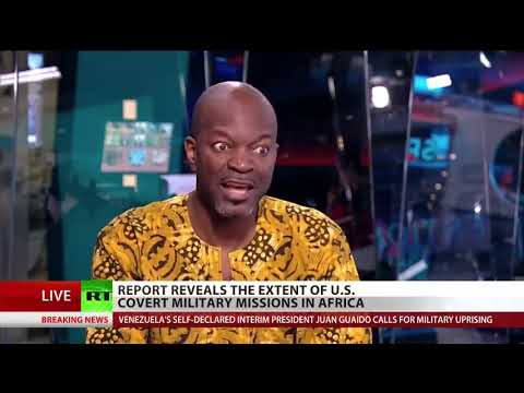 Secret U S  Military Operations in Africa Continue Colonization