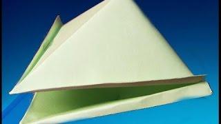 Как сделать голову лягушки из бумаги за 2 минуты