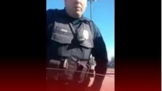Man Refuses to Cooperate with Cops for a Pot Search