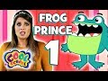 The Princess and the Frog 👑🐸Chapter 1👑🐸 BRAND NEW Story Time with Ms. Booksy | Cartoons for Kids