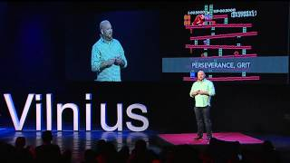 The Future of Creativity and Innovation is Gamification: Gabe Zichermann at TEDxVilnius