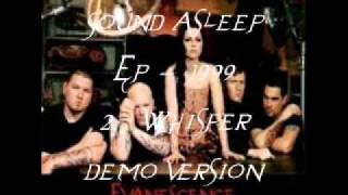 Evanescence - EP - 2003 - 2. Whisper -  Fallen Angel 6200.wmv