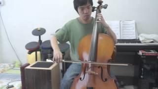 The old castle - Cello Time Joggers
