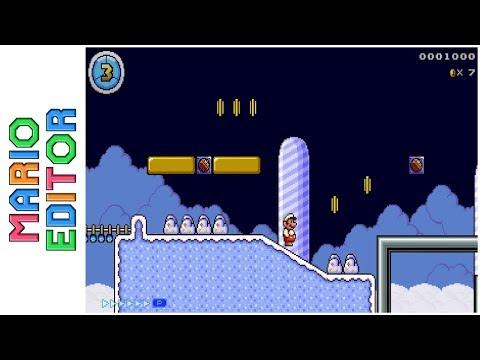 Totally a Remake of 1-1 • Mario Editor