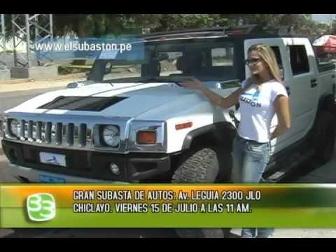 Subasta De Carros >> GRAN SUBASTA DE AUTOS - YouTube