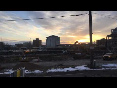 Time Lapse Video of the City Administration Building