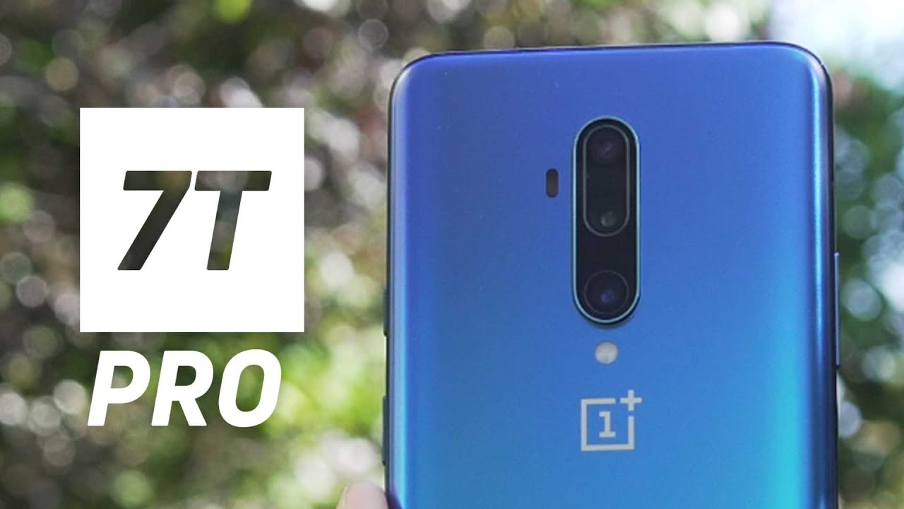 The OnePlus 7T Pro This Is Incredible