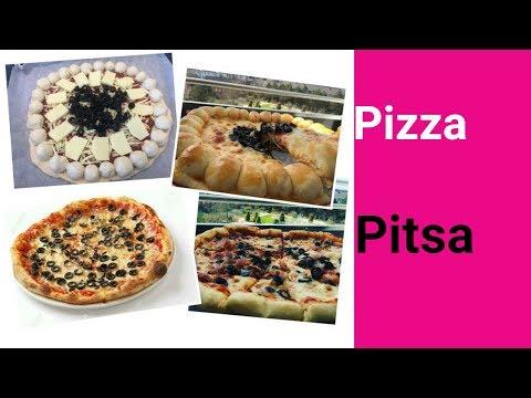 Pizza With Extra Cheese Mazali Pitsa