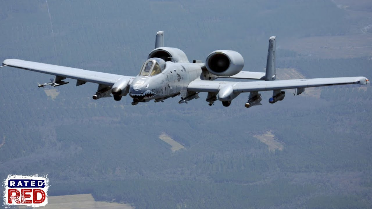 Looks Like the A-10 Thunderbolt Is Getting Some New Wings
