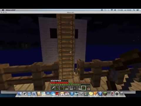 "Minecraft I (playas de tijuana Land ""El puerto"")"