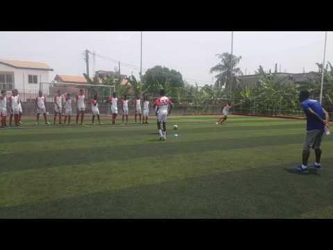 Astros football academy training 46 ghana