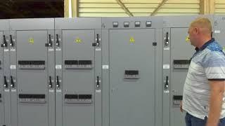 Обзор ЩО70 (Панель низкого напряжения) и РШНН (Распределительный шкаф низкого напряжения)