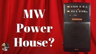 Sangean SR-35 AM / FM Portable Radio Review