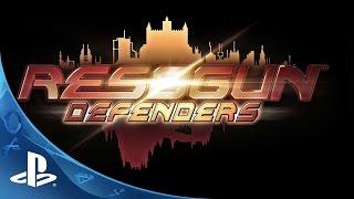 Resogun Defenders - Launch Trailer   PS4