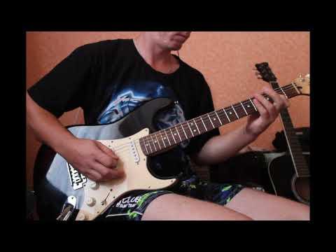 Пурген - Анархия (Guitar cover)