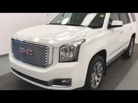 Stock 170691 White 2016 GMC Yukon  Review lethbridge ab - Davis GMC Buick Lethbridge Appraisal Grid
