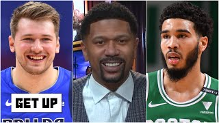 Is Luka Doncic or Jayson Tatum the best player to build around? Jalen Rose chooses | Get Up