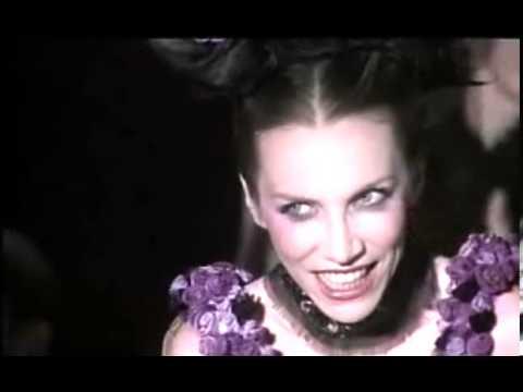 Annie Lennox - No More I Love You's Video