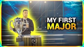 MY FIRST CS:GO MAJOR