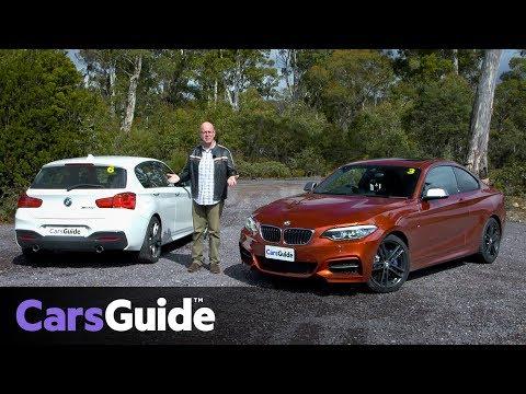 BMW 1 Series, 2 Series and M2 2017 review: first drive video - Dauer: 4 Minuten, 3 Sekunden