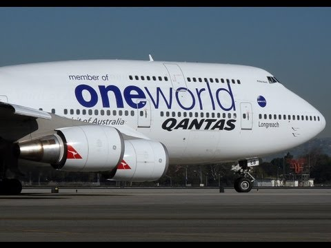ONE WORLD Airline Members Who Fly to Los Angeles International Airport