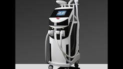 3 in 1 Multifuncational IPL Laser RF machine DM -9002A