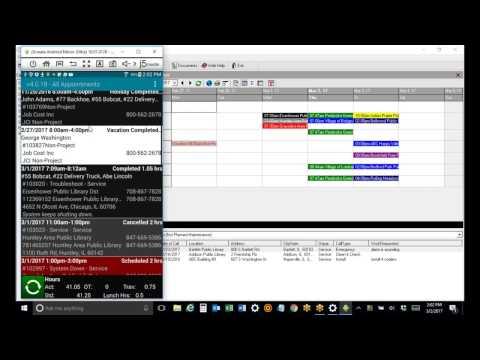 2017-03-02 Job Cost Inc - Mobile Resource Manager Field App Training Webinar