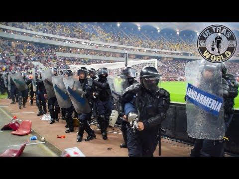 Ultras World in Bucharest - Steaua vs Rapid (14.04.2018)