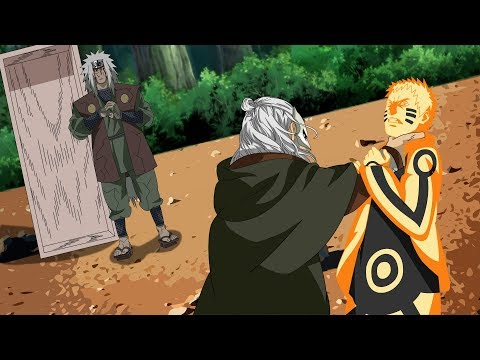Naruto Vs Kashin Koji - Jiraiya Master: Boruto Episode Fan Animation