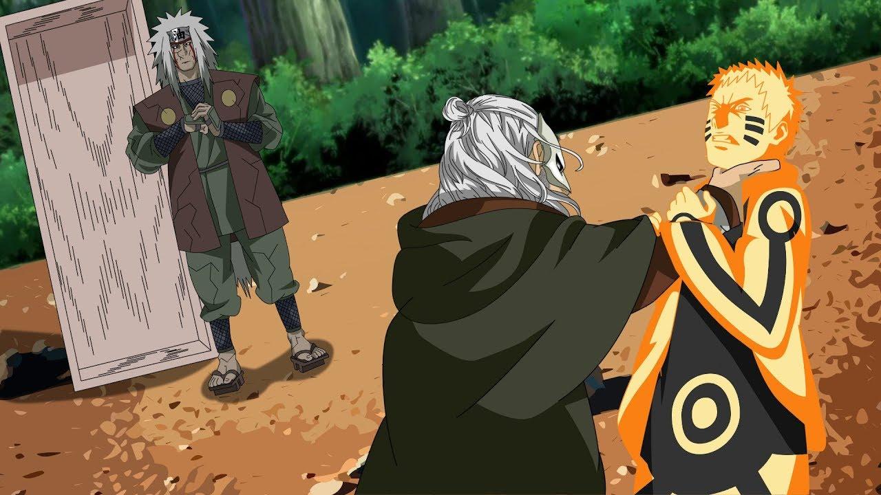 Download Naruto Vs Kashin Koji - Jiraiya Master: Boruto Episode Fan Animation