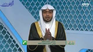 التفصيل في حكم الموسيقى - الشيخ صالح المغامسي